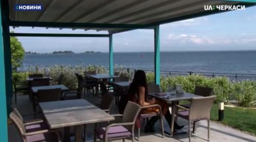 Черкащани підтримують петицію про заборону паління у літніх кафе (відео)