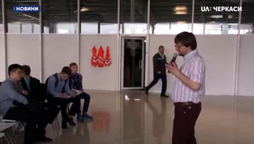 Учнівський дебатний турнір відбувся у Черкасах (відео)