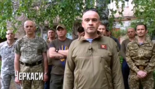 Черкаські ветерани звернулися до нового Президента (відео)