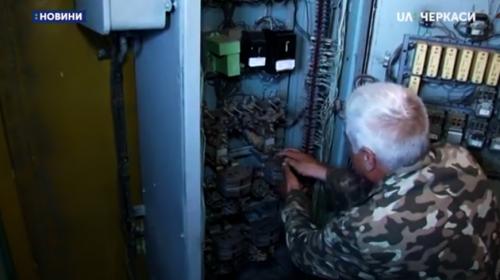 У Черкасах 20 разів викрадали ліфтові котушки протягом травня (відео)