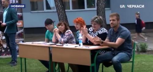 У черкаській гімназії відбулись дебати (відео)