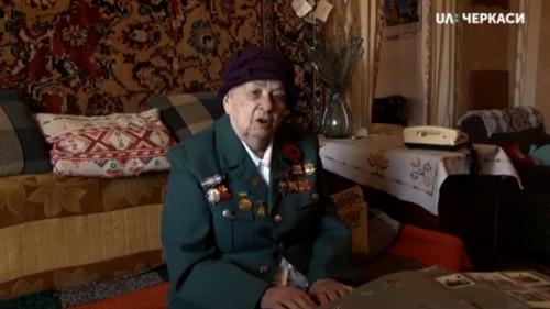Учасниця ОУН-УПА відсвяткувала своє 90-річчя