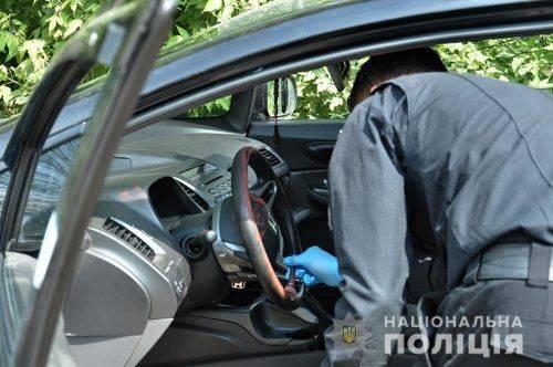 Чоловік на Черкащині викрав авто у товариша (фото)