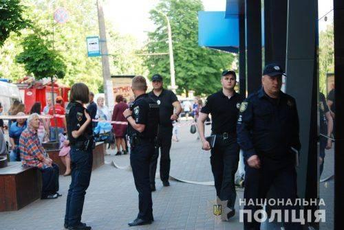 "Поліція затримала жінку, яка ""замінувала"" Черкаси"
