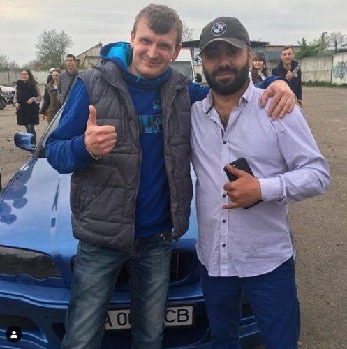 На Черкащині пройшов масштабний зліт любителів BMW (фото)