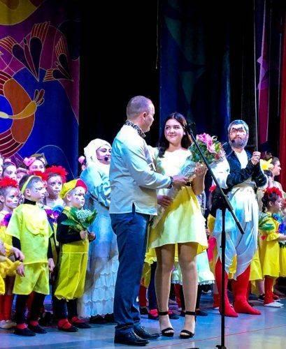 Черкащанка отримала стипендію Президента України