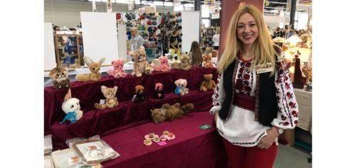 Черкащанка здобула найвищу нагороду на виставці іграшок в Німеччині (фото)