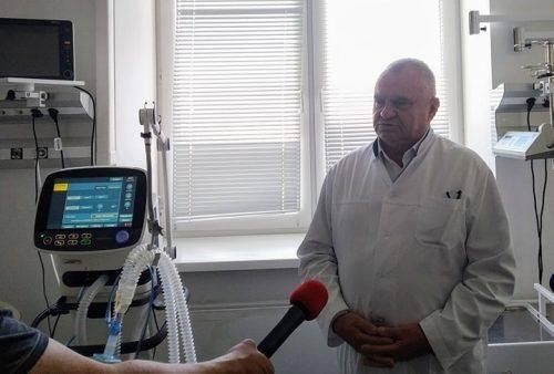 Черкаська лікарня отримала апарат, який коштує понад мільйон гривень