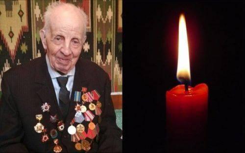 9 травня у Черкасах помер ветеран Другої світової війни