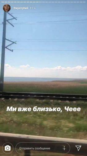 """""""Я просто ніколи такої краси не бачила"""", - відома українська співачка відвідала Черкаси (фото)"""