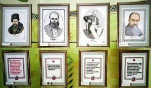 На Черкащині презентують унікальну картину вишитих картин