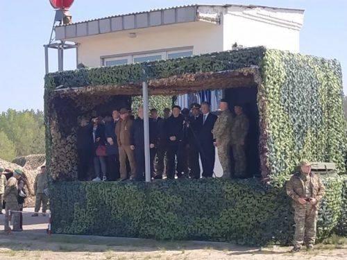 На Черкащину завітав Президент (оновлено)