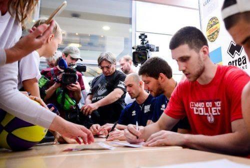 Відомий черкаський баскетболіст проведе автограф і фото-сесію