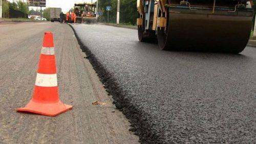 На Черкащині ремонтують автошляхи місцевого значення, вулиці та дороги комунальної власності