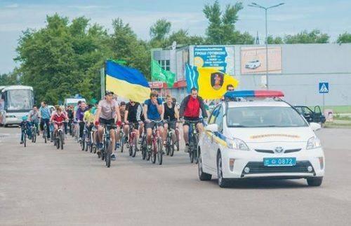 Каша, розваги, конкурс та квест: на Черкащині відбудеться Велодень