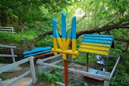 На Черкащині облаштували лісове джерело