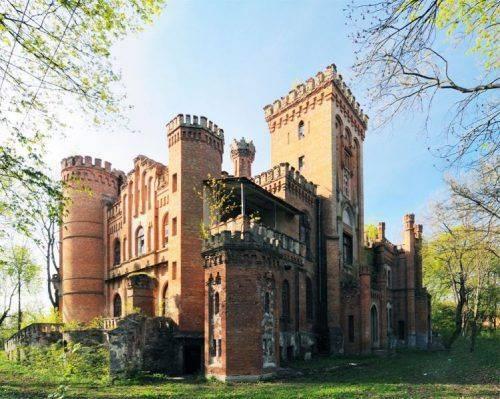 Черкаський замок увійшов у ТОП-50 українських фортець і палаців