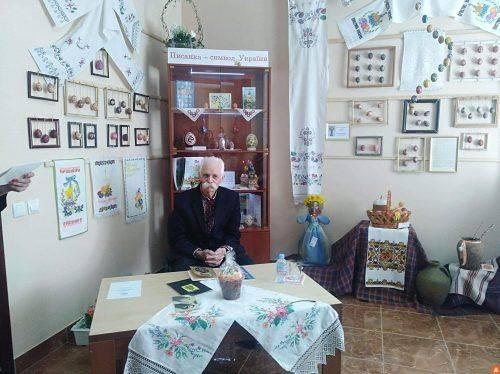 Краєзнавець із Черкащини потрапив до Книги пошани