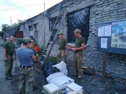 Захисники на передовій отримали чергову гуманітарку з Черкащини (фото)