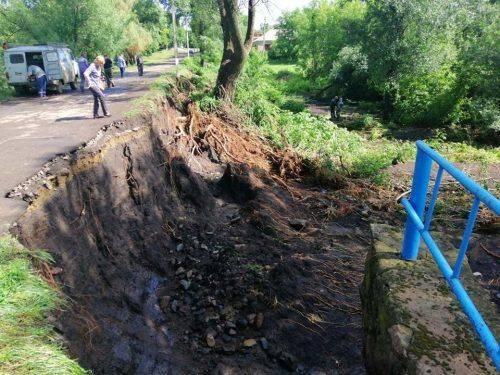 Черкащанам показали наслідки негоди на Черкащині (фото)