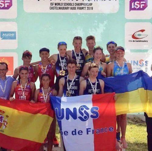 Черкащанин у складі збірної виборов «бронзу» чемпіонату світу з триатлону