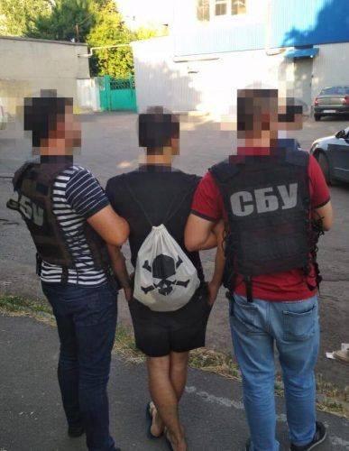 На Черкащині СБУ викрила на хабарах інспектора держрибгоспу