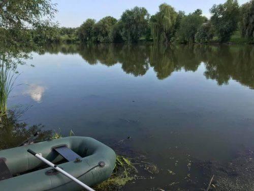 На Черкащині знайшли тіло потопельника