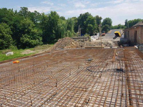 На Черкащині ремонтують дорогу державного значення (фото)