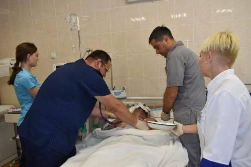 Боротьба за життя: у дніпровській лікарні рятують бійця з Черкас