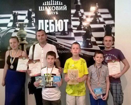 У Черкасах відбулися змагання з шахів