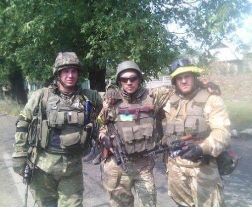 Воїн з Черкас готується до «Звитяги нескорених» в Києві (фото)
