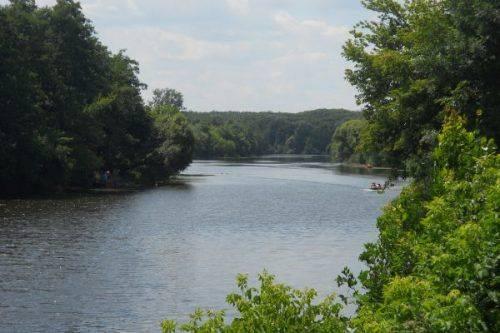 Річка Рось на Черкащині безпечна