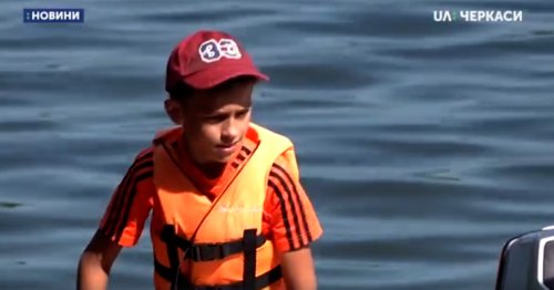 Відкритий чемпіонат табору «Старт» з веслування відбувся у Черкасах (відео)