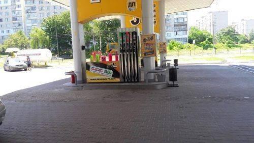 На Черкащині з АЗС вилучили пального на майже 3,4 мільйони гривень