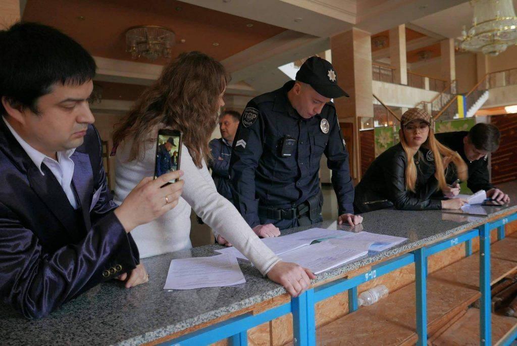 Порядок та безпеку на виборах Черкащини забезпечать більше 2 тисяч правоохоронців та півтори тисячі надзвичайників