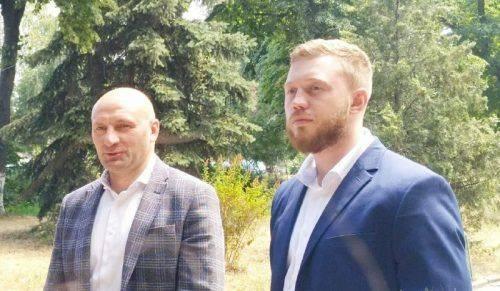 «Громаді Черкас потрібен справжній патріот», - мер Черкас підтримав Дмитра Кухарчука