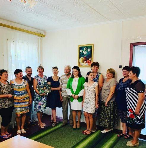 Людмила Супрун напрацьовує план дій на 198 окрузі