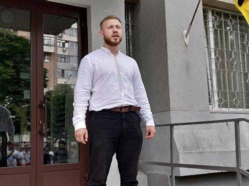 Вибори 2019. Дмитро Кухарчук заявив про тиск з боку черкаської прокуратури