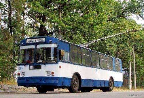 У Черкасах перевірятимуть пасажиропотік у тролейбусах