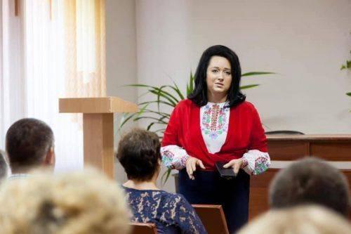 Вибори 2019. «Роблю те, що іншим не під силу!» - Людмила Супрун