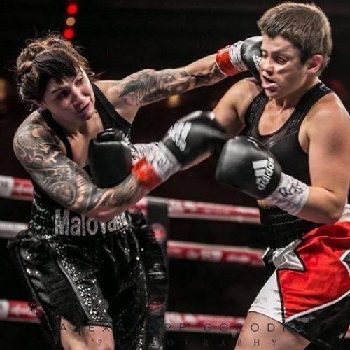Козачка з Черкас стала володаркою поясу Інтернаціональної чемпіонки Німеччини з боксу (фото)