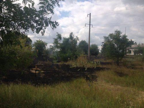 Через необережне поводження з вогнем в області за добу виникло п'ять пожеж