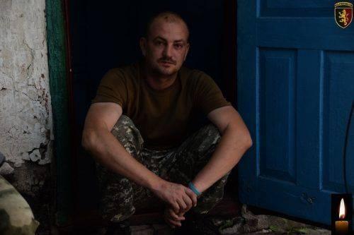 Від рук снайпера на Сході загинув черкаський військовий