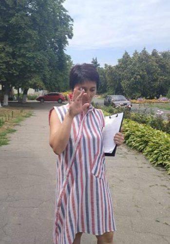 """""""Почалося"""": у Золотоноші виявили перші порушення виборчого законодавства"""