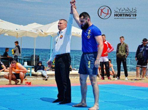 Черкащанин став чемпіоном світу з хортингу (фото)