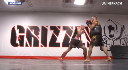 Черкаський боєць здобув четверту перемогу на професійному рівні (відео)