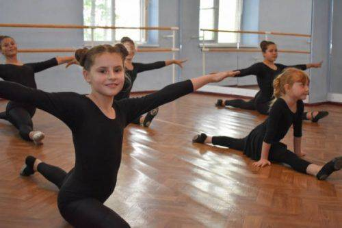 На Черкащині відкрили оновлений танцклас для дітей (фото)