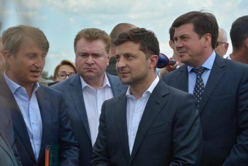 Візит Володимира Зеленського у Черкаси: всі подробиці (фото, відео)