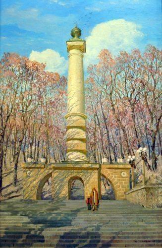 Черкащан запрошують на виставку художніх творів до Дня хрещення Київської Русі-України