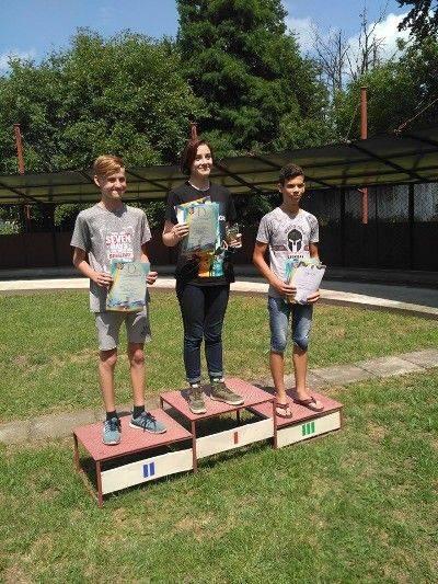 Черкасці – у трійці переможців усеукраїнських змагань з автомодельного спорту